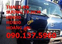 TP. HCM cần bán Thaco Hyundai HD500, sản xuất mới