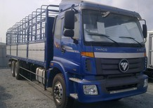 Xe tải 3 chân, xe tải Trường Hải, 1 cầu dùng nhíp gánh, xe giao ngay