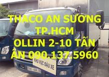 TP. HCM bán Thaco Ollin 700B sản xuất mới
