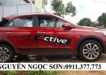Cần bán Hyundai i20 Active 2016, màu đỏ, xe nhập, giá 598tr