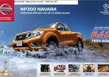 Bán Nissan Navara NP300  EL số tự động 1 cầu, nhập khẩu nguyên chiếc