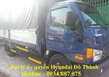 Bán xe tải hyundai hd99 6.5 tấn/6,5 tấn/6t5 nâng tải, hyundai HD99 6.5 tấn (6,5 tân) ga cơ