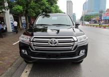 Cần bán Toyota Land Cruiser VX đời 2016, màu đen, nhập khẩu