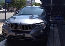 Bán ô tô BMW X6 xDrive35i 2015, màu xám, xe nhập