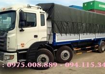 Giá bán xe tải Jac 4 chân (2 cầu 2 dí) 17 tấn 17.9 tấn18 tấn 19 tấn (4 giò)