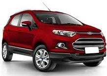 Bảng Giá Ford Ecosport Titanium 2018, KM Khủng, Tặng BHTV, LH: 0919.263.586