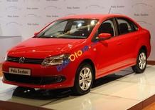Bán xe Volkswagen Polo G sản xuất 2017, màu đỏ, nhập khẩu chính hãng, 690tr nhanh tay liên hệ