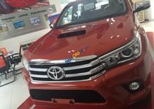 Cần bán xe Toyota Hilux 2.8G màu bạc, nhập khẩu, giá cạnh tranh