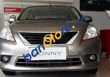 Nissan Sunny XL sản xuất 2018, màu nâu, khuyến mãi sốc + quà tặng hấp dẫn. LH 0949125868