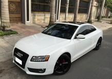 Cần bán Audi A5 2010, màu trắng, nhập khẩu, chính chủ
