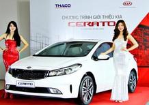 Cần bán Kia Cerato 1.6 MT đời 2018, màu trắng