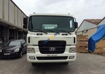 Xe tải Hyundai 5 chân HD360 hoàn toàn mới, tải trọng 21 tấn, thùng 9.7m