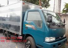 Bán xe tải Thaco K165S tải trọng 2 tấn 3 thùng kín, chạy trong thành phố được