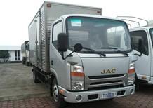 Showroom bán xe tải JAC 2.45 tấn (JAC 2,45 tấn/2T45) công nghệ Isuzu, giá rẻ nhất, giao ngay xe