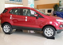 Bảng giá Ford Ecosport Titanium 2018, Tặng BHTV, tel: 0919263586