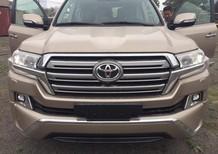 Cần bán xe Toyota Land Cruiser V8 4.6 năm 2016, màu vàng cát, xe nhập
