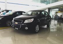 Bán ô tô Chevrolet Aveo LTZ 2017, trả góp chỉ từ 99 triệu