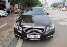 Mercedes Benz E250 2012 màu nâu