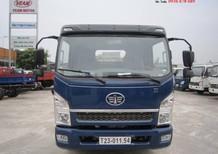 Xe tải GM FAW 7,2 tấn,cabin ISUZU,thùng dài 6,25M
