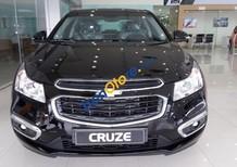Cần bán Chevrolet Cruze đời 2016, màu đen, xe nhập