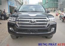 Cần bán Toyota Land Cruiser V8 5.7 sản xuất năm 2016, màu đen