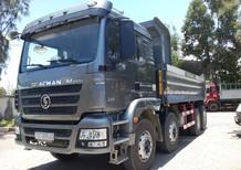 Bán xe Ben 4 chân Shacman 17 tấn 15 khối
