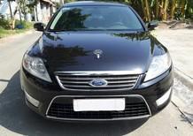 Cần bán lại xe Ford Mondeo 2009, màu đen, giá 465tr
