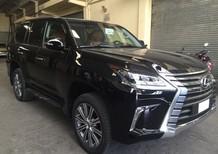 Lexus LX570 2016 màu đen xe nhập khẩu mới 100% giao xe ngay