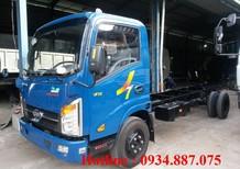 Bán xe tải Veam Hyundai VT260 2 tấn 1.99 tấn thùng dài 6.2m đi được vào thành phố