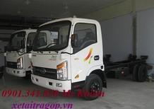 Bán xe tải Veam vào thành phố động cơ Hyundai chính hãng thùng siêu dài