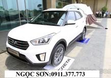 Cần bán Hyundai Creta mới 2016, màu trắng, xe nhập, giá 786tr
