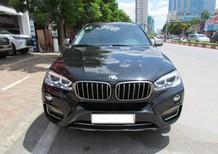 Bán BMW X6 đời 2015, màu đen, xe nhập, giá tốt