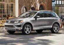 Giá bán Volkswagen Touareg GP 2016, màu bạc, nhập khẩu
