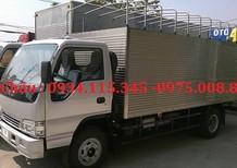 Gía xe tải JAC 6.4T( jac 6,4 tấn) JAc 6 tấn 4 xe mới mẫu mới giá cạnh tranh