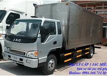 Bán xe tải JAC 9 tấn, xe JAC HFC1383K 9t1 trả góp