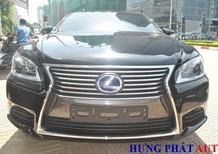 Xe Lexus LS 600HL 2015, màu đen, nhập khẩu