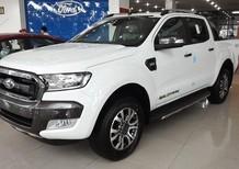 Mua xe Ford Ranger Wildtrak 3.2 2018 màu trắng, giá tốt nhất Hà Nội