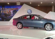 Cần bán Volkswagen Passat GP 2016, màu xanh lam, nhập khẩu nguyên chiếc