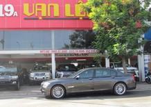 Cần bán xe BMW 750Li 2009 màu đen nhập khẩu nguyên chiếc