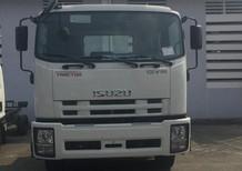 Cần bán đầu kéo Isuzu 2016 GVR, màu trắng, nhập khẩu chính hãng