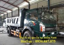 bán xe ben cửu long TMT 7.7 tấn/8 tấn, xe ben TMT 7.7 tấn/8 tấn thùng ben 6.5 khối
