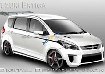 Hãng ô tô Suzuki Hải Phòng bán Suzuki Ertiga, LH 01232631985