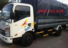 Thông tin chi tiết của dòng xe tải trọng dưới 5 tấn đời 2016 - Giá bán xe Veam Hyundai VT200 có hỗ trợ trả góp