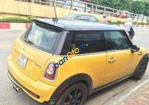 Bán lại xe Mini Cooper MT năm 2009, màu vàng, xe nhập