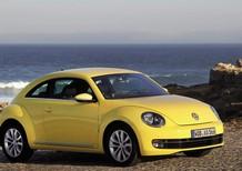 Cần bán xe Volkswagen Beetle E 2016, màu vàng, nhập khẩu nguyên chiếc