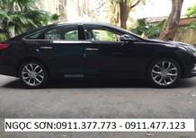 Cần bán Hyundai Sonata mới 2016, màu đen, nhập khẩu