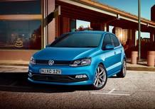 Cần bán xe Volkswagen Polo E 2016, màu xanh lam, nhập khẩu chính hãng