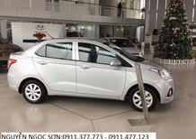 Cần bán Hyundai Grand i10 đời 2018, màu bạc, giá 330tr,LH Ngọc Sơn: 0911.477.123