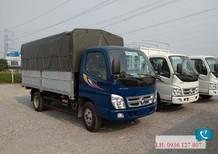 Giá xe tải 5 tấn Trường Hải mới nâng tải 2017 ở Hà Nội