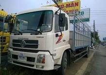 Bán xe tải Dongfeng 9.6 tấn/ 9 tấn 6 thùng bạt inox đời 2016 trả góp giá tốt nhất